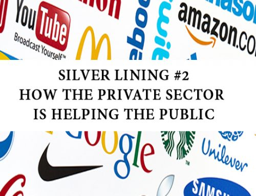Silver Lining #2 : 20 Examples Of The Private Sector Helping The Public