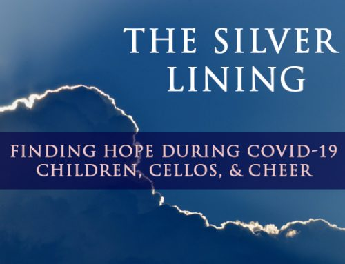 Silver Lining #1 : Children, Cellos, And Cheer