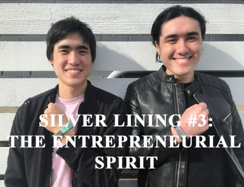 Silver Lining #3 : The Entrepreneurial Spirit