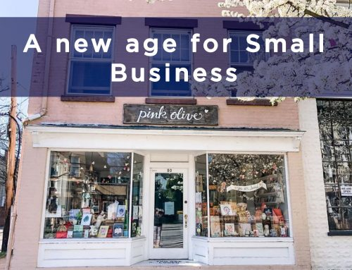 A new age for small business